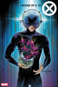 HOUSE OF X #1 D (OF 6) Sara PICHELLI FLOWER Variant (07/24/2019) MARVEL