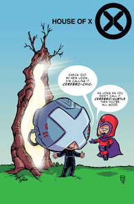 HOUSE OF X #1 F (OF 6) Skottie YOUNG Variant (07/24/2019) MARVEL