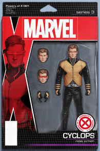 POWERS OF X #1 C (OF 6) John Tyler CHRISTOPHER ACTION Variant (07/31/2019) MARVEL