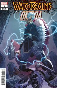 WAR OF REALMS OMEGA #1 B ARTIST Variant (07/10/2019) MARVEL