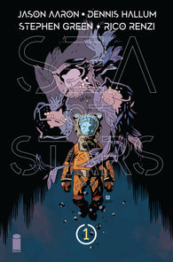 SEA OF STARS #1 B Mike MIGNOLA Variant Jason Aaron (07/03/2019) IMAGE