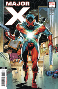 MAJOR X #2 (OF 6) 2nd Rob Liefeld Print (05/15/2019) MARVEL