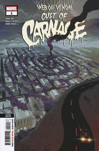 Web Of Venom Cult Of Carnage #1 2nd Print Danilo Beyruth Variant (05/15/2019) Marvel