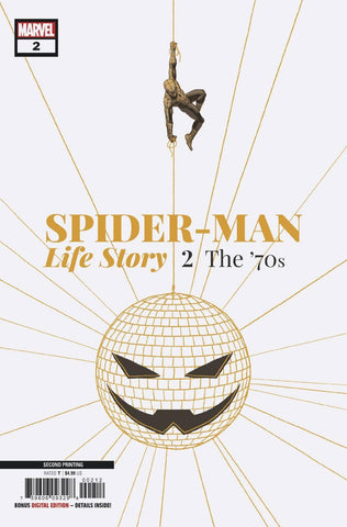 SPIDER-MAN LIFE STORY #2 (OF 6) 2nd Print Chip Zdarsky Variant (05/29/2019) MARVEL