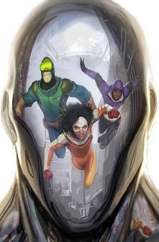CATALYST PRIME SEVEN DAYS #2 (OF 7) Stjepan SEJIC (11/13/2019) LION FORGE