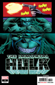 IMMORTAL HULK #1 5th Print Variant (05/29/2019) MARVEL