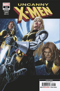 UNCANNY X-MEN #14 2nd Print Salvador Larroca Variant (05/29/2019) MARVEL