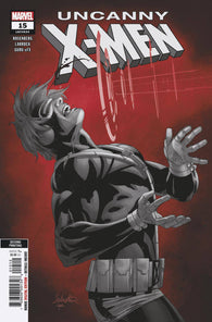 UNCANNY X-MEN #15 2nd Salvador Larroca Variant (05/29/2019) MARVEL