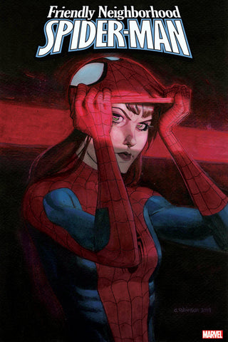 FRIENDLY NEIGHBORHOOD SPIDER-MAN #11 A Andrew Robinson Tom Taylor Mary Jane GGA (08/28/2019) MARVEL
