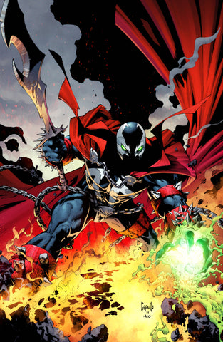 SPAWN #300 D Greg CAPULLO VIRGIN Variant (09/04/2019) IMAGE