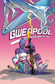 GWENPOOL STRIKES BACK #1 (OF 5) Amanda CONNER Variant (08/14/2019) MARVEL