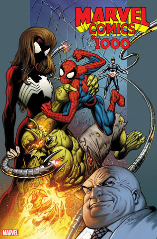 MARVEL Comics #1000 I Mark BAGLEY 00S Variant (08/28/2019) MARVEL
