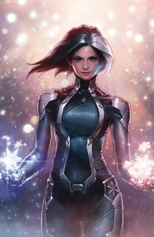 WAR OF REALMS NEW AGENTS OF ATLAS #1 (OF 4) 1:25 2nd Print Jeehyung Lee Virgin Variant (06/12/2019) MARVEL