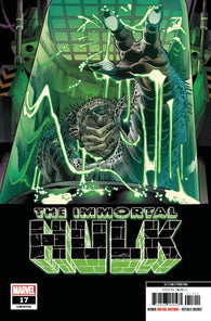 IMMORTAL HULK #17 2nd Print Joe Bennett Variant (06/19/2019) MARVEL