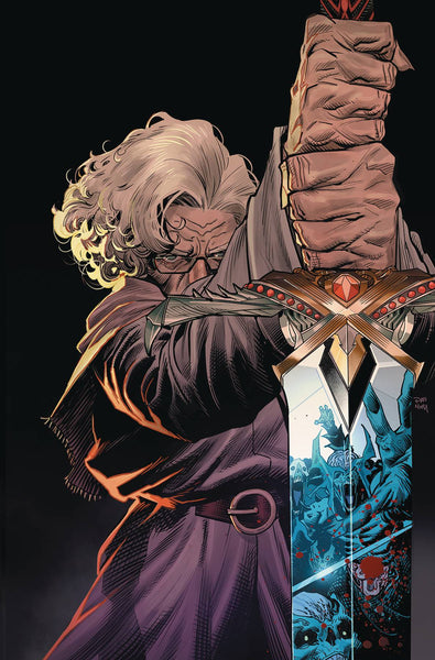 ONCE & FUTURE #2 (OF 6) Dan Mora Kieron Gillen (09/18/2019) BOOM