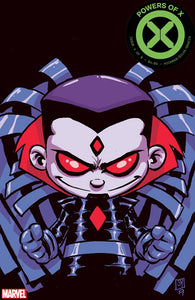 POWERS OF X #4 (OF 6) E Skottie YOUNG Variant (09/11/2019) MARVEL