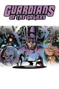 GUARDIANS OF THE GALAXY ANNUAL #1 2nd Print Yildiray Cinar Variant (07/17/2019) MARVEL