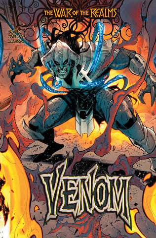 Venom #15 2nd Print Iban Coello Variant War Of The Realms (07/17/2019) Marvel