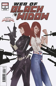 WEB OF BLACK WIDOW #2 B (OF 5) Ben OLIVER MARY JANE Variant (10/09/2019) Marvel
