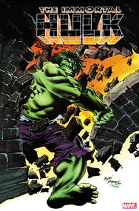 IMMORTAL HULK #25 1:100 COLAN NEBRES HIDDEN GEM Variant (10/23/2019) Marvel