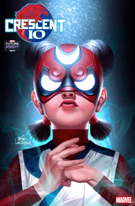 FUTURE FIGHT FIRSTS CRESCENT & IO #1 A In-Hyuk Lee Alyssa Wong (11/06/2019) Marvel