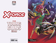 X-FORCE #1 B Russell DAUTERMAN YOUNG GUNS Variant DX (11/06/2019) MARVEL