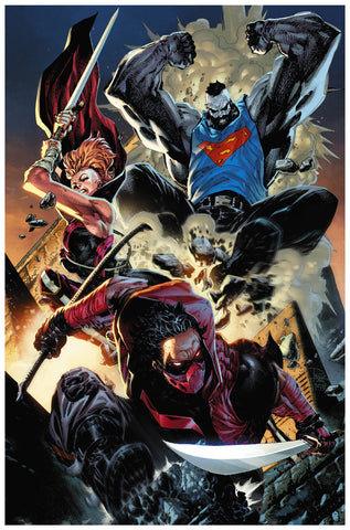 RED HOOD OUTLAW #41 B Philip Tan Variant (01/01/2020) DC