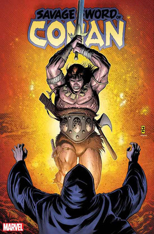 SAVAGE SWORD OF CONAN #12 1:25 Patrick ZIRCHER Variant (12/11/2019) MARVEL