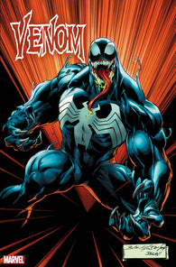 VENOM #21 1:25 Mark BAGLEY Variant (12/25/2019) MARVEL