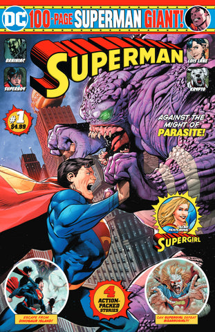 SUPERMAN GIANT #1 (01/01/2020) DC