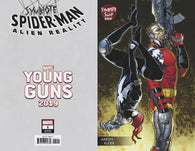 SYMBIOTE SPIDER-MAN ALIEN REALITY #1 F (OF 5) Aaron KUDER YOUNG GUNS (12/11/2019) MARVEL