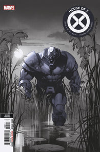 HOUSE OF X #5 (OF 6) 2nd Print Pepe Larraz Variant (10/23/2019) MARVEL