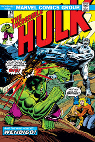 INCREDIBLE HULK #180 FACSIMILE EDITION 181 Herb Trimpe Len Wein 1st Wolverine Cameo (01/15/2020) MARVEL