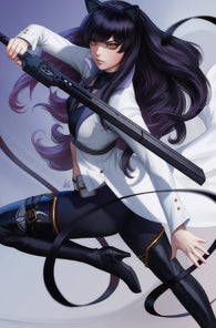 RWBY #4 B (OF 7) Stanely Lau Artgerm CARD STOCK Variant (01/15/2020) DC