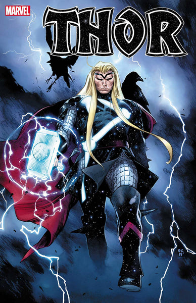 THOR #1 A Olivier Coipel Donny Cates (01/01/2020) MARVEL