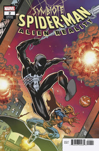SYMBIOTE SPIDER-MAN ALIEN REALITY #2 B (OF 5) RON LIM Variant (01/08/2020) MARVEL