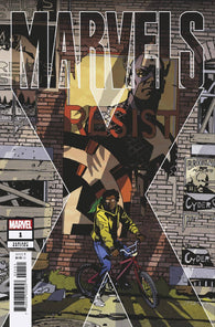 MARVELS X #1 B (OF 6) PARTY Variant (01/08/2020) MARVEL