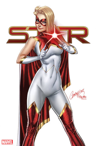 STAR #1 B (OF 5) J Scott CAMPBELL Variant (01/08/2020) MARVEL