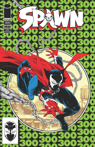 SPAWN #300 3rd Print Amazing Spider-Man 300 Todd MCFARLANE Homage Variant (11/06/2019) IMAGE