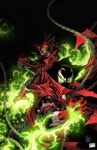 SPAWN #306 C VIRGIN Philip TAN Todd MCFARLANE Variant (03/18/2020) IMAGE