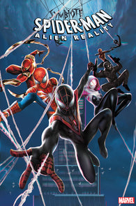 SYMBIOTE SPIDER-MAN ALIEN REALITY #3 E (OF 5) JIE YUAN CONNECT (02/12/2020) MARVEL