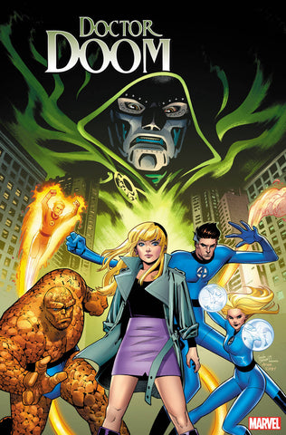 DOCTOR DOOM #5 ORTEGA GWEN STACY Variant (02/05/2020) MARVEL