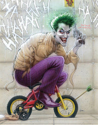 JOKER KILLER SMILE #3 B (OF 3) KAARE ANDREWS Variant (MR) (02/19/2020) DC