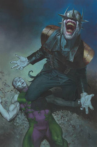 YEAR OF THE VILLAIN HELL ARISEN #4 B (OF 4) Ricardo FEDERICI Variant (03/18/2020) DC