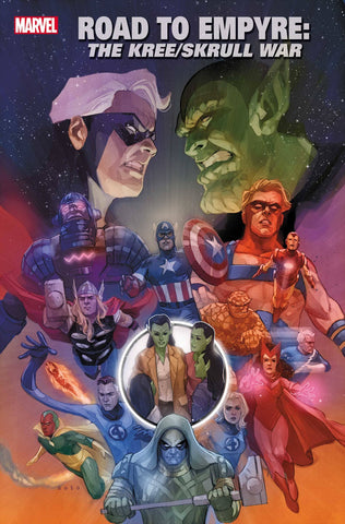 ROAD TO EMPYRE KREE SKRULL WAR #1 A Phil Noto Robbie Thompson (03/25/2020) MARVEL