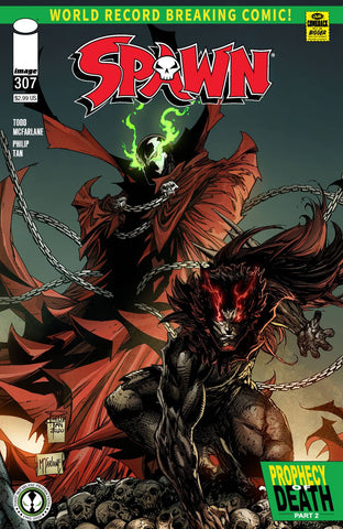 SPAWN #307 B Philip TAN Variant (06/24/2020) IMAGE