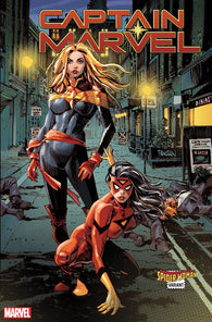 CAPTAIN MARVEL #16 C Dan PANOSIAN SPIDER-WOMAN Variant (03/18/2020) MARVEL