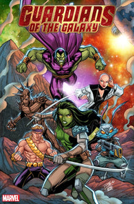 GUARDIANS OF THE GALAXY #3 1:25 RON LIM Variant (03/18/2020) MARVEL