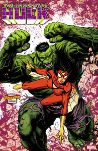 IMMORTAL HULK #32 B Patrick ZIRCHER SPIDER-WOMAN Variant (03/11/2020) MARVEL