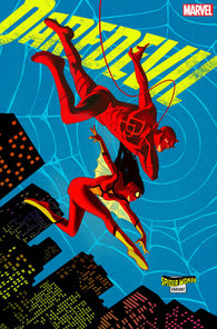 DAREDEVIL #19 B Mike DEL MUNDO SPIDER-WOMAN Variant (03/04/2020) MARVEL
